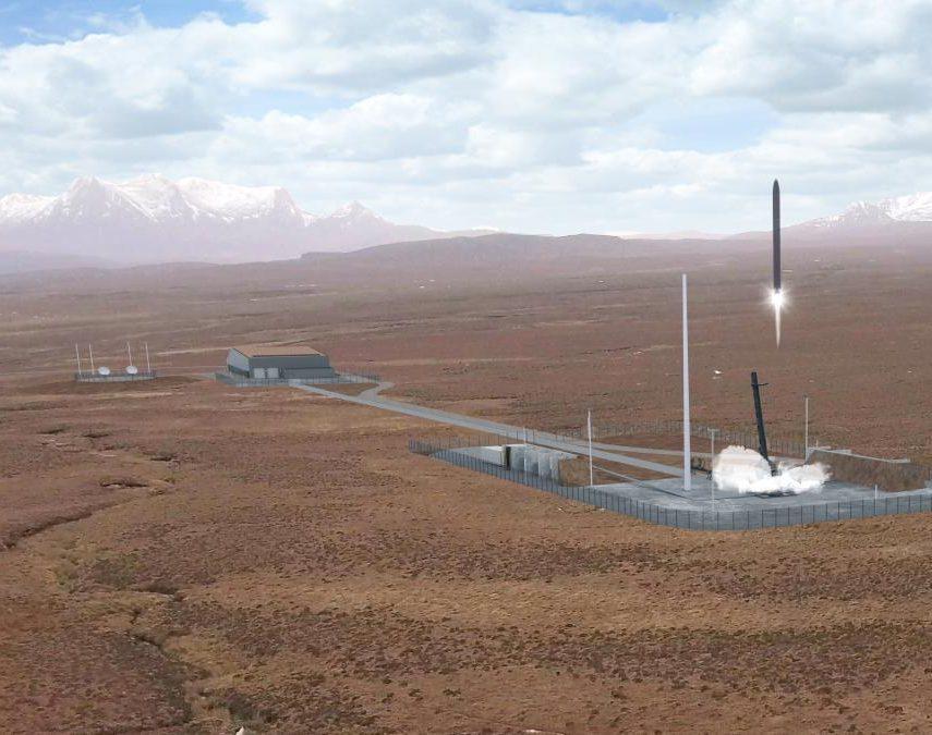 Sutherland 'space hub' set for blast off after legal milestone